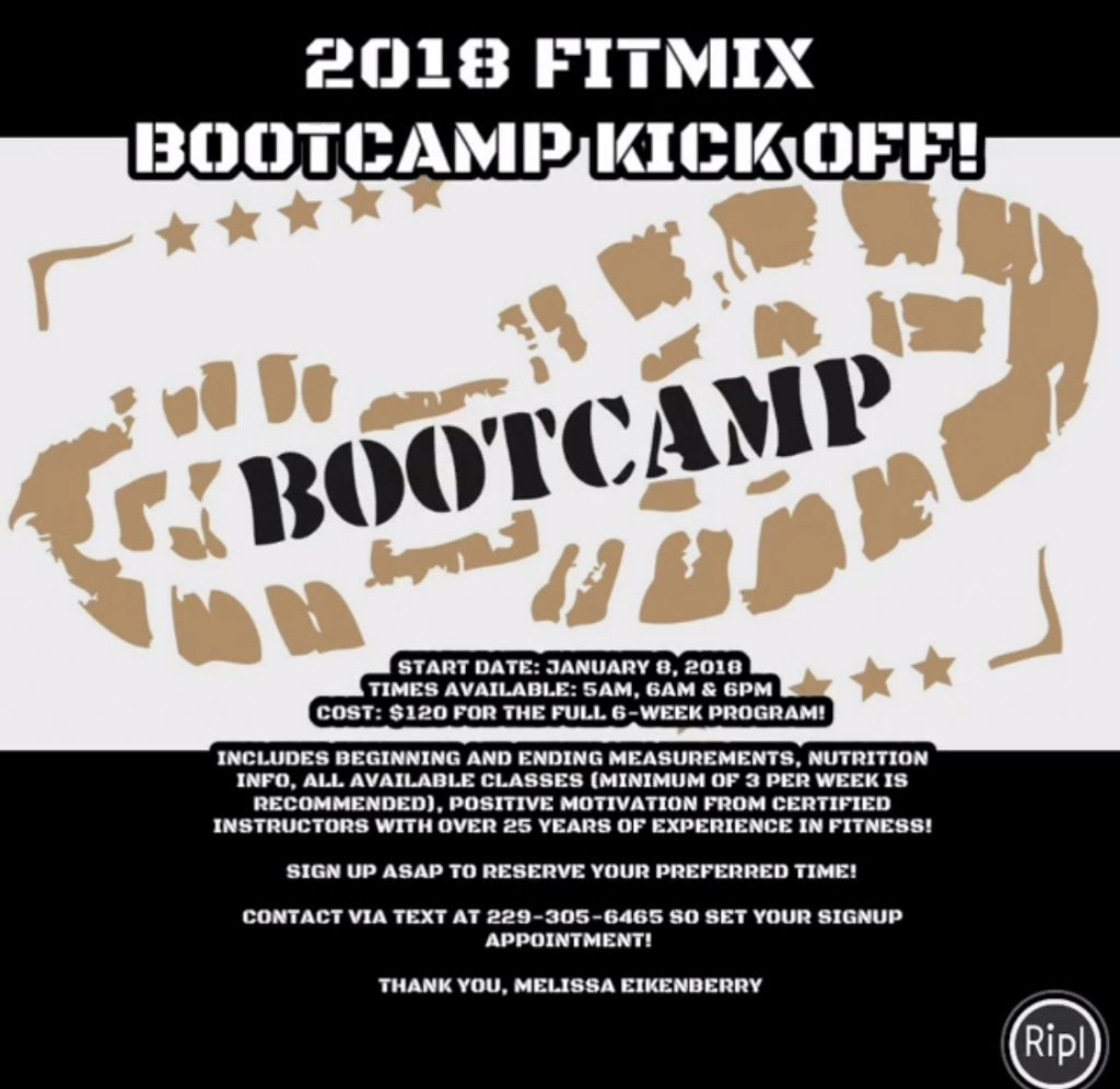 2018 Fitness Bootcamp